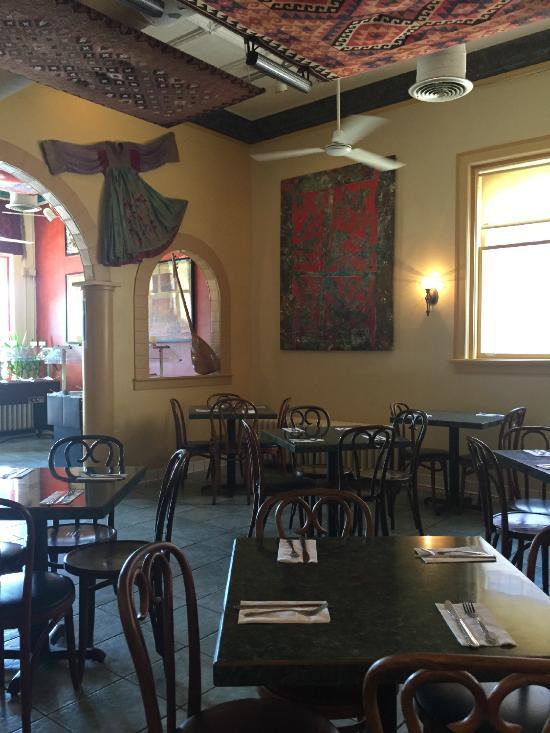 Khyber Pass Cafe Grand Ave