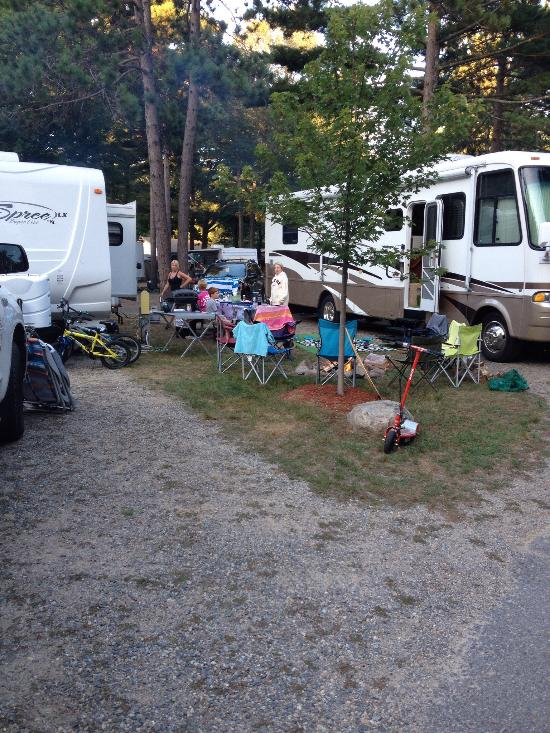 Wells Beach Resort Campground