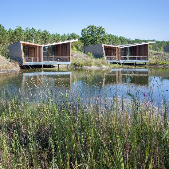 Les Echasses Golf & Surf Eco Lodge