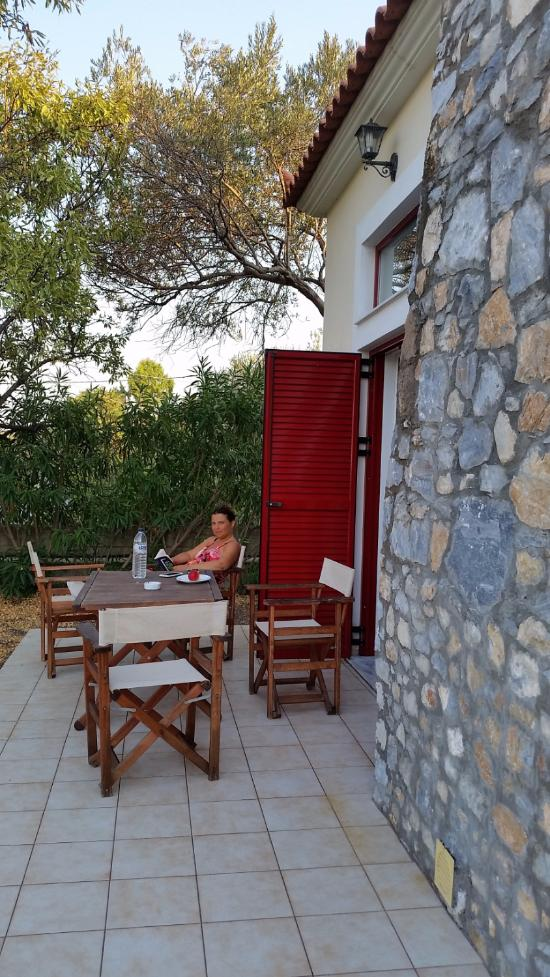 Art Lesvos Villas
