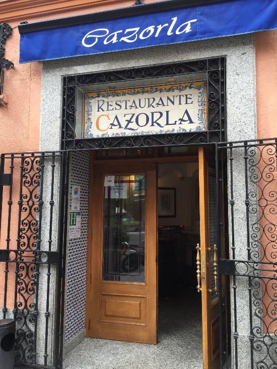 Cazorla madrid calle castell 99 barrio de salamanca - Calle castello madrid ...