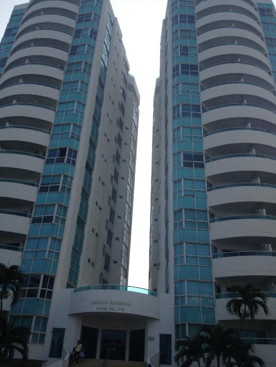 Torres del lago apartamentos from 84 updated 2016 condominium reviews cartagena colombia - Tripadvisor apartamentos ...