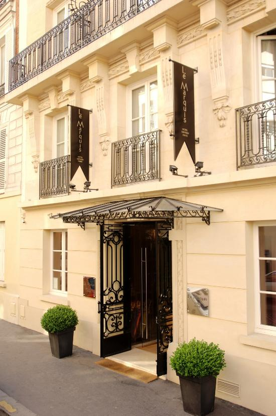 Hotel Le Marquis Hotel Reviews Deals Paris France
