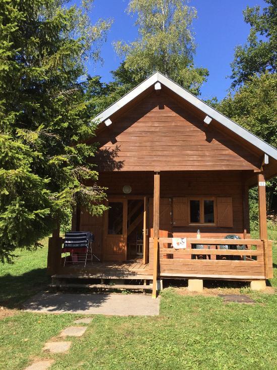 Trelachaume Campground