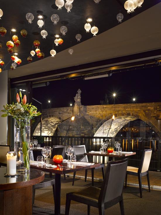 Popular restaurants in prague tripadvisor for Design hotel jewel prague tripadvisor
