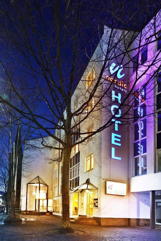 法蘭克福奧芬巴赫北歐飯店