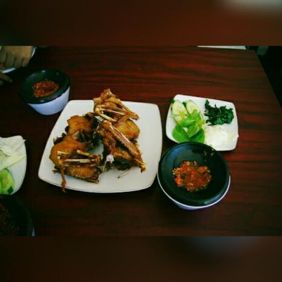 Warung Bebek Goreng H Slamet Surabaya Ulasan Restoran Tripadvisor