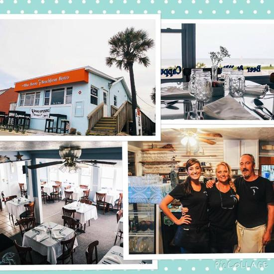 Blue Heron Cafe In Flagler Beach