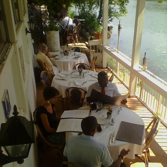 Restaurant Le Pavillon Bleu Saint Maur Des Fosses