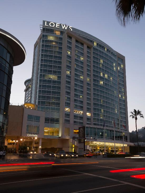 Loews Hollywood Hotel (Hollywood, CA) 2019 Review ...