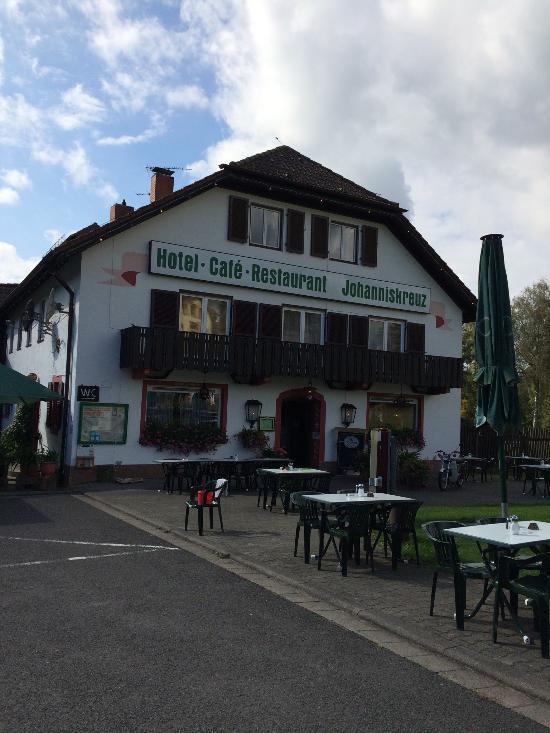 Johanniskreuz Hotel-Restaurant