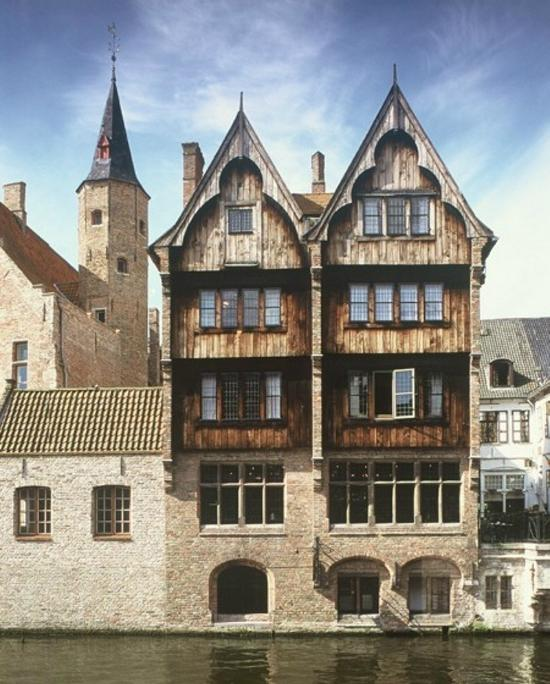Luxury Hotels In Bruges Belgium