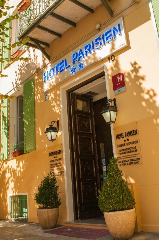Hotel Parisien Nice