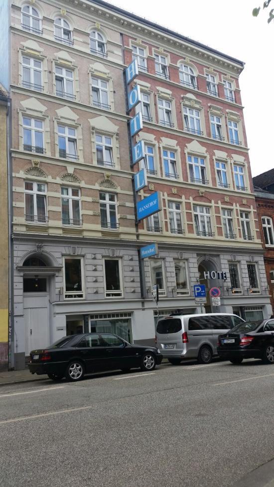 Hotel St Annen Hamburg Bewertung