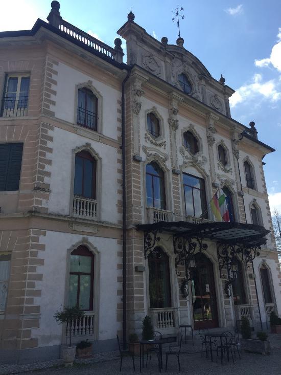 Hotel Villa Borghi Varano Borghi Varese