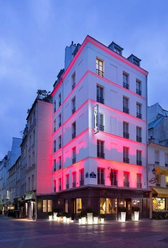 Le relais des halles updated 2017 hotel reviews price comparison par - Magasins les halles paris ...