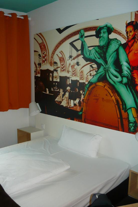 B&B Hotel Leipzig-City