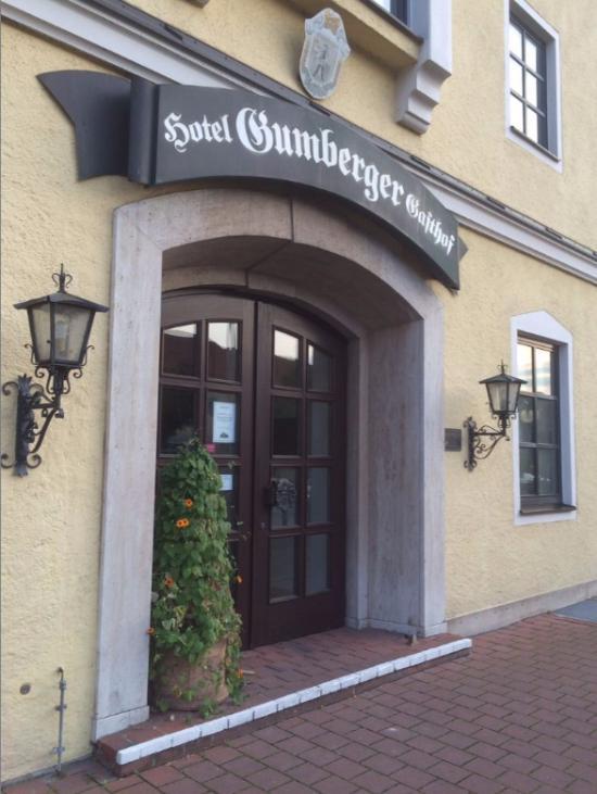 Hotel Gumberger Munchen