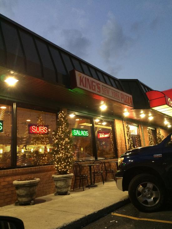 King's New York Pizza, Martinsburg - Menu, Prices & Restaurant ...