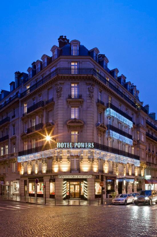 파워스 호텔