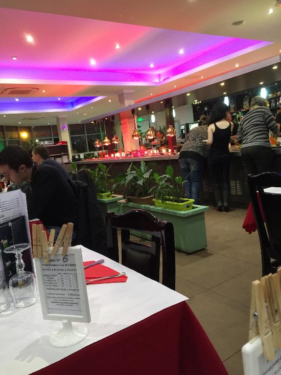 Restaurant Asiatique Saint Genis Pouilly