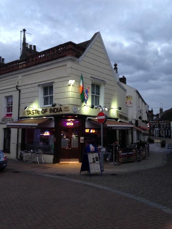 Halal Restaurants Near Old Street