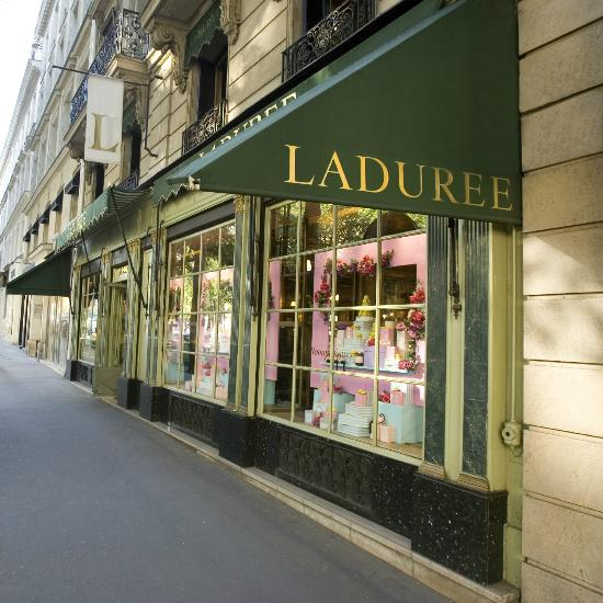 LADUREE, Paris - 16 rue Royale, Madeleine - Updated 2019