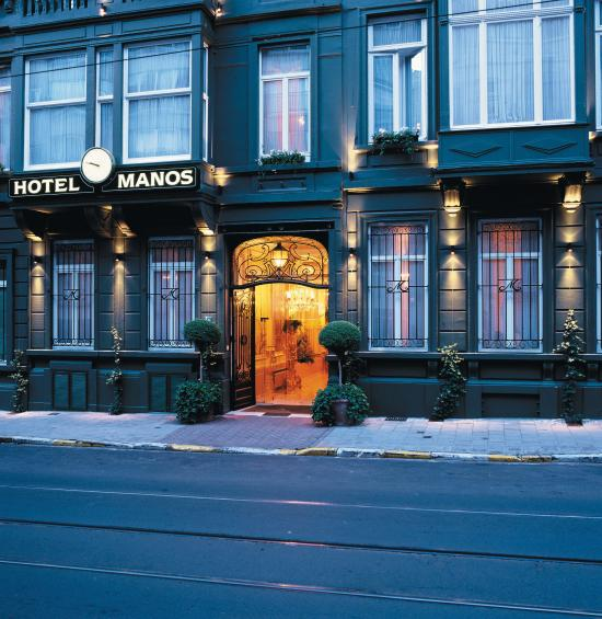 매노스 프리미어 호텔