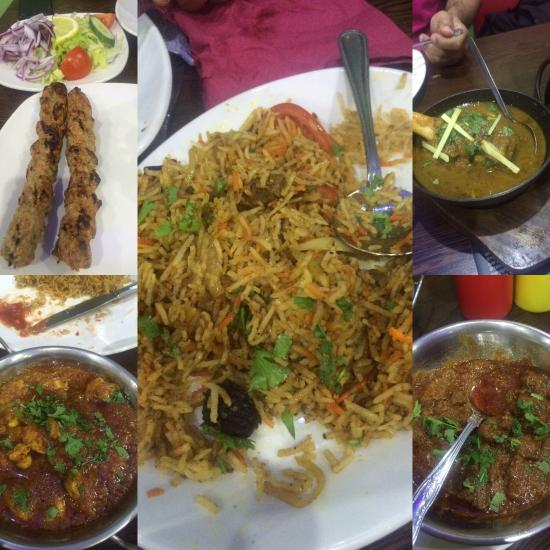 An najeeb leicester restaurant reviews phone number for An najeeb cuisine leicester