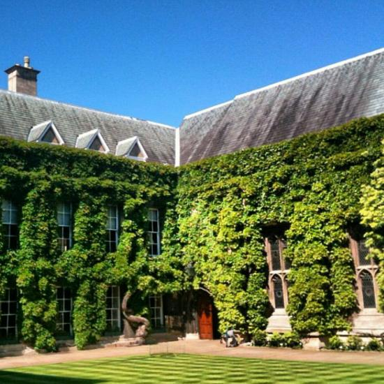 Lincoln College Oxford England Top Tips Before You Go