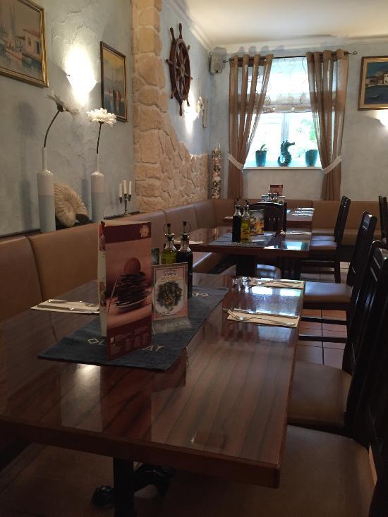 Restaurant Olympia Kirchheim Bei Munich Omd Men Om