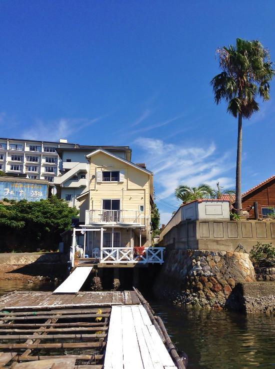 Kashikojima Harbor