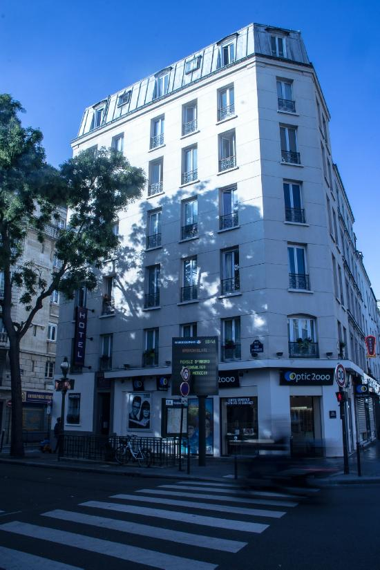 Ibis paris porte de montreuil france hotel reviews photos price comparison tripadvisor - Hotel ibis budget paris porte de montreuil ...