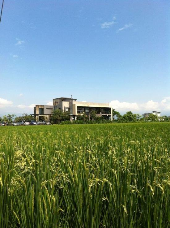 Serene Gray Bed & Breakfast Yilan