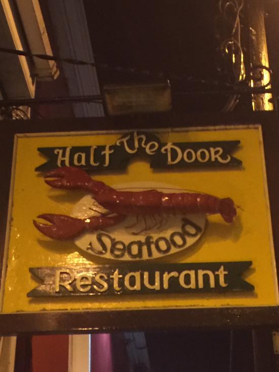 Half Door Dingle Restaurant Reviews Phone Number