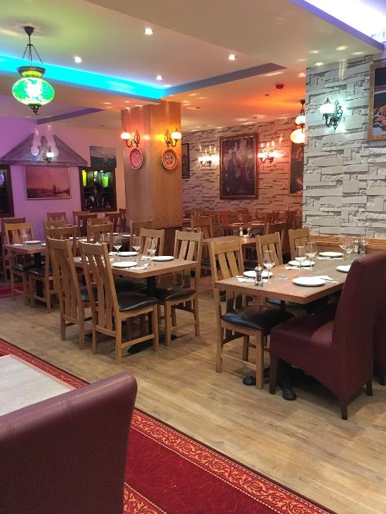 Best Turkish Restaurant Edinburgh