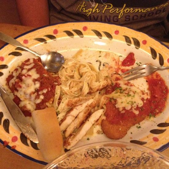 Dining Well Olive Garden For Mom: Menu, Prices & Restaurant