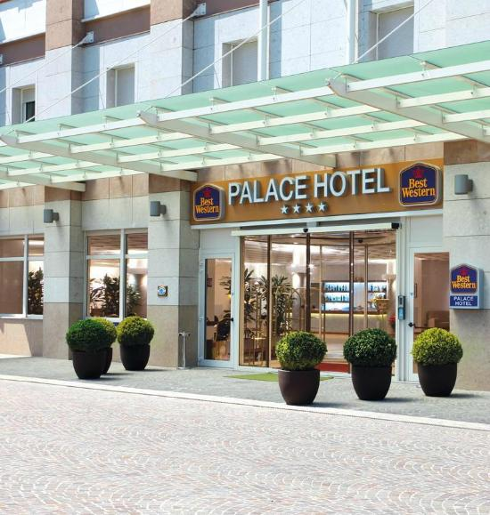 Best Western Palace Hotel San Marino Booking