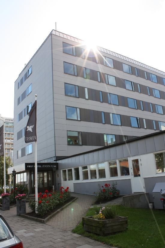first hotel jorgen kock malm schweden 9 hotel bewertungen tripadvisor. Black Bedroom Furniture Sets. Home Design Ideas