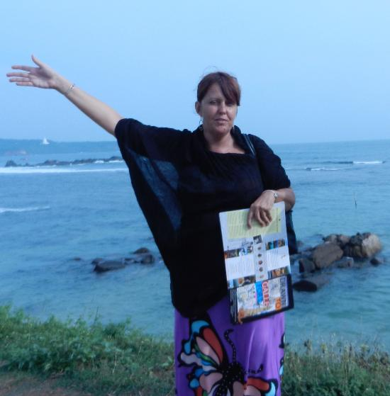 Juliet Coombe Walking Tour