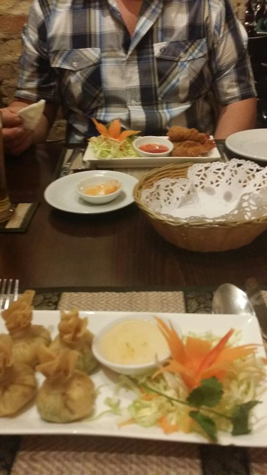 Thai Food Newark Uk
