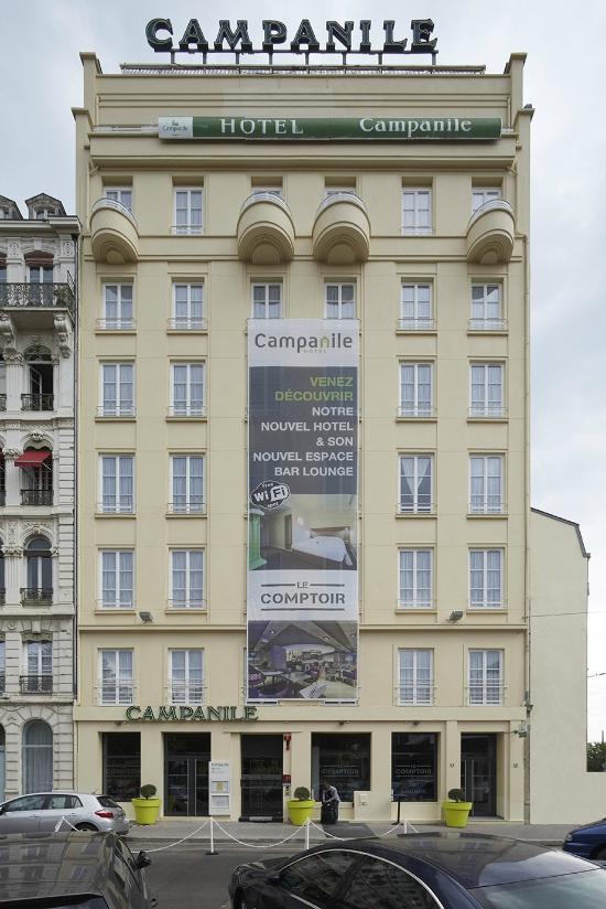 鐘樓里昂中央車站佩拉切康弗倫斯飯店