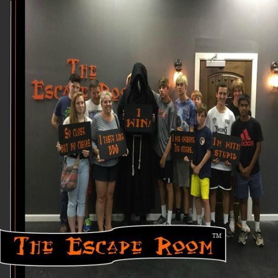 Travelers Inn Winston Salem Nc: The Escape Room (Winston Salem, NC): Top Tips Before You