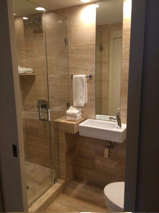 Bathroom 1 Picture Of Grand Beach Hotel Surfside West Surfside Tripadvisor