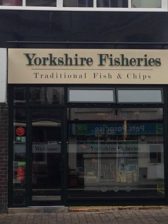 Yorkshire Fisheries Blackpool Restaurant Reviews Phone