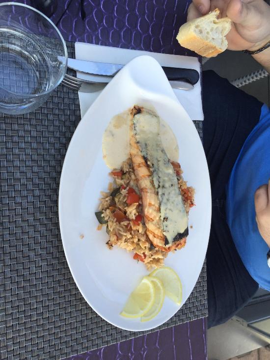 La romana saint laurent du var restaurant avis num ro - Restaurant port de saint laurent du var ...