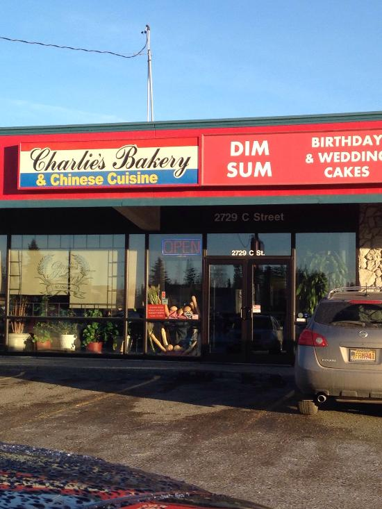 Charlie S Bakery Anchorage Midtown Restaurant Reviews