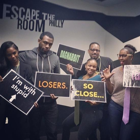 Escape The Room Philly Tips