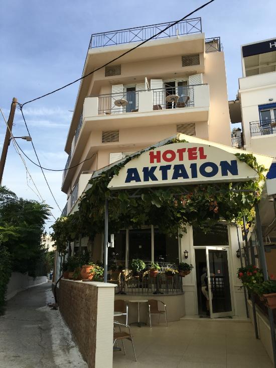 아크타이온 호텔
