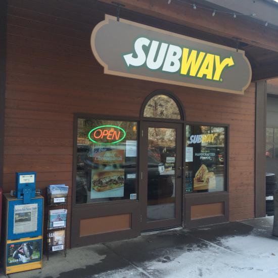 SUBWAY, Jackson - Menu, Prices